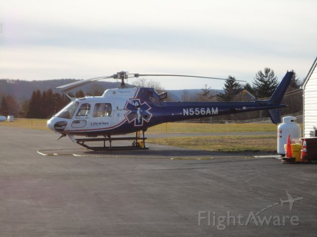 N556AM — - Lifenet Eurocopter
