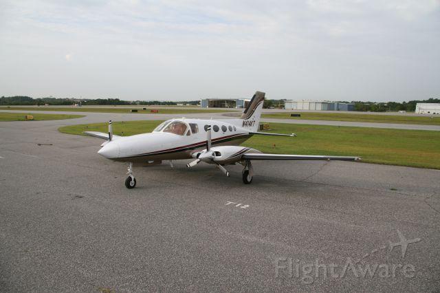 Cessna Chancellor (N414KT)