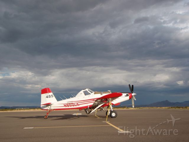 AIR TRACTOR Fire Boss (N802LA)