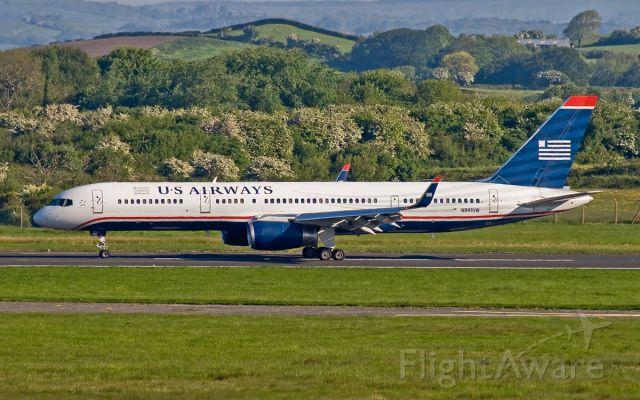 N941UW — - us airways arriving in shannon from philadelphia 30/5/13.