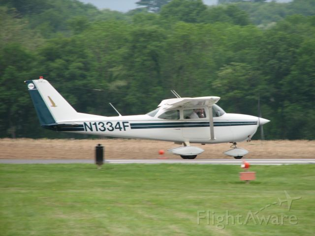 Cessna Skyhawk (N1334F) - Pancake Breakfast