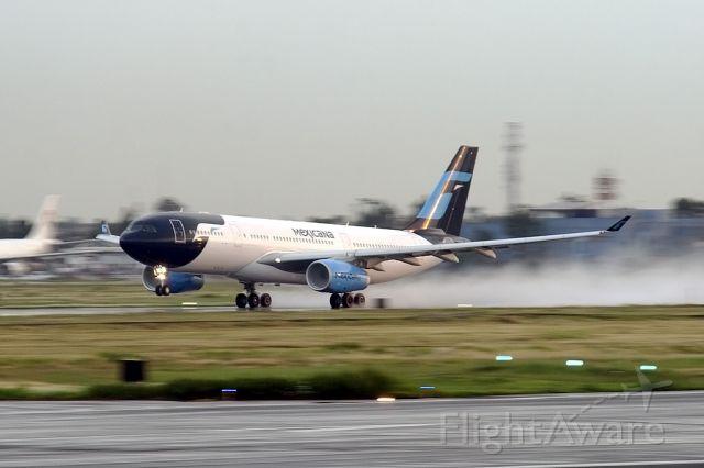 Airbus A330-200 (XA-MXQ)