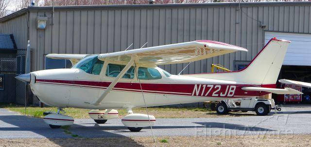 Cessna Skyhawk (N172JB)