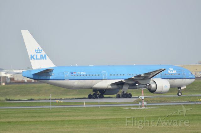 Boeing 777 (PH-BQM)