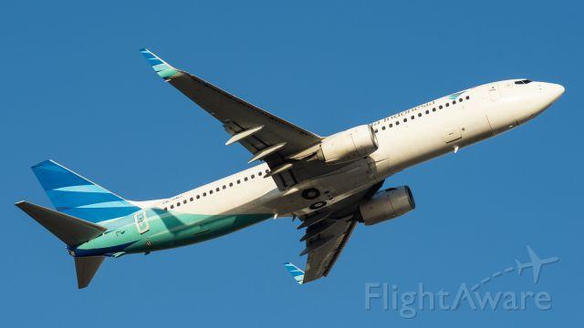 Boeing 737-800 (PK-GNJ)