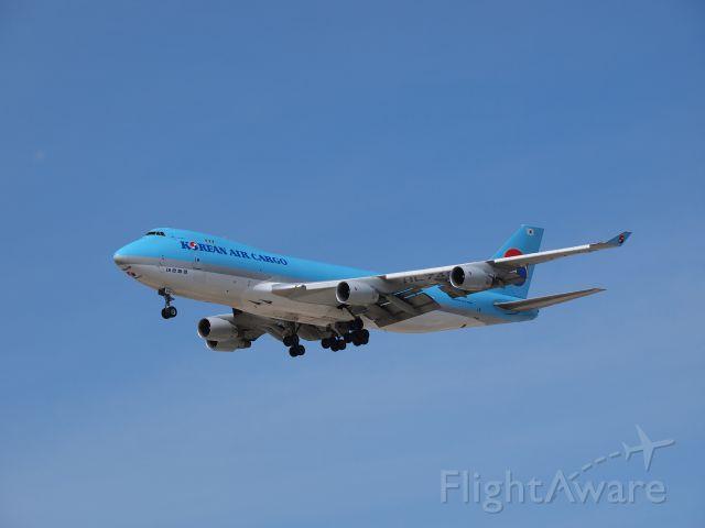 Boeing 747-400 (HL7499)