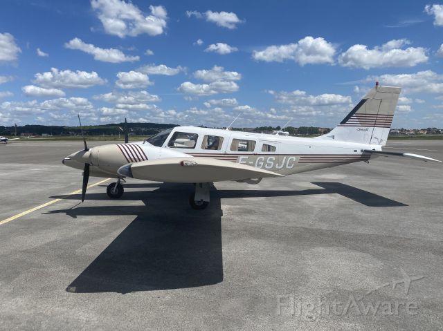 Piper Seneca (F-GSJC) - 20 JUL 2020