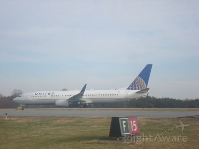 Boeing 737-900 (N75425) - United Boeing 739 heading for maintenance at KINT after arrival from KIAH