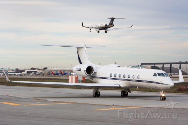 Gulfstream Aerospace Gulfstream V (N900ES)