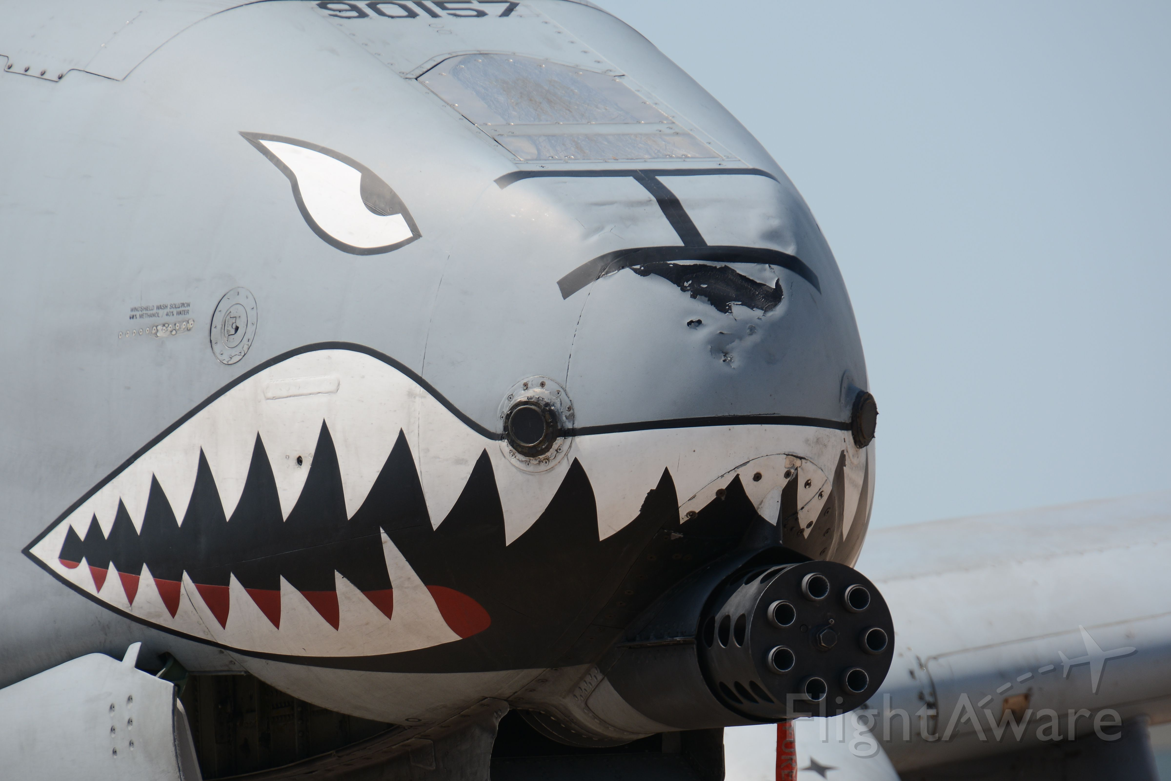 Fairchild-Republic Thunderbolt 2 — - Had a few A10s visit Orlando FL.