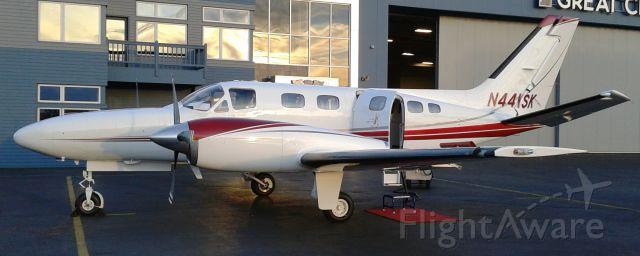 Cessna Conquest 2 (N441SK) - Cargo Door Cessna Conquest II