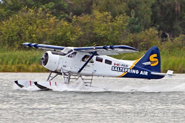De Havilland Canada DHC-2 Mk1 Beaver (C-FAXI)