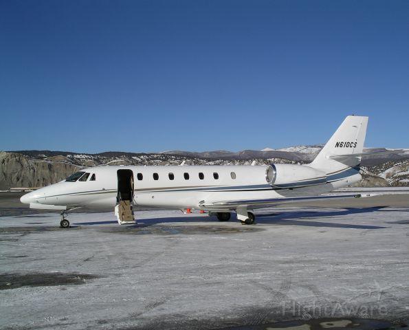 Cessna Citation Sovereign (FIV610)