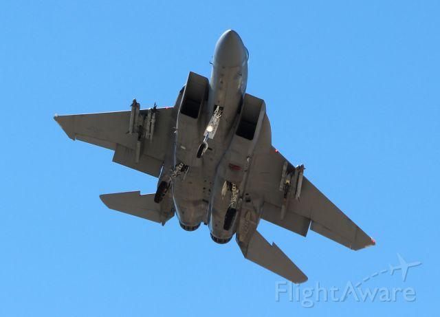 McDonnell Douglas F-15 Eagle (EGCXXXX)
