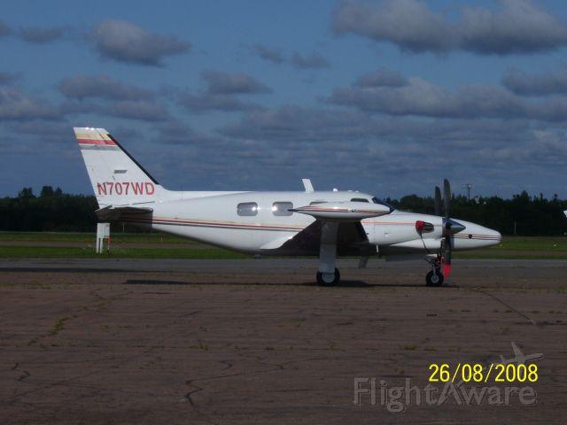 Piper Cheyenne 2 (N707WD)