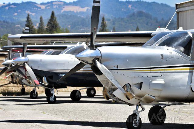 Cessna P210 Pressurized Centurion —