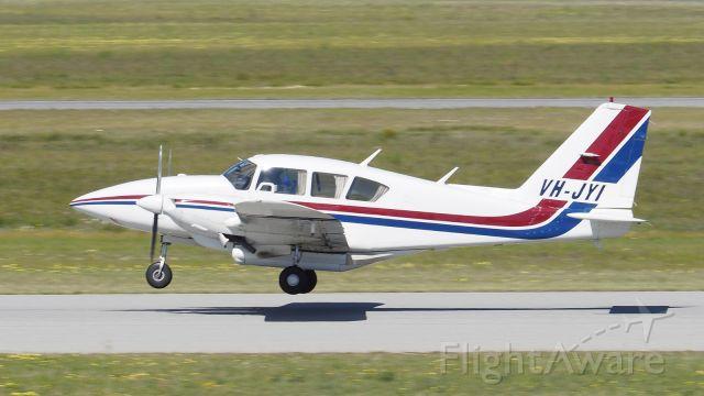 Piper Aztec (VH-JYI) - Piper PA-23-250. VH-JYI YPJT 060919.