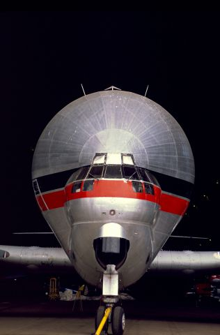 N422AU — - Built from a Boeing 377