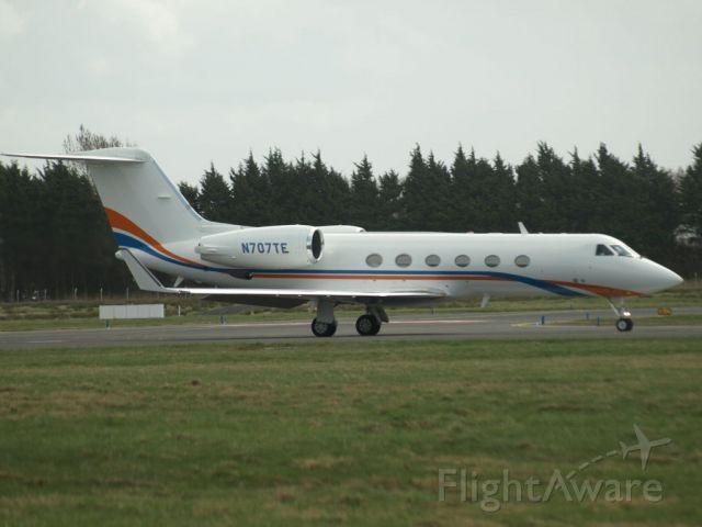 Gulfstream Aerospace Gulfstream IV (N707TE)