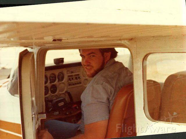 Cessna Skyhawk (N739HF) - 1978 - Dodge City, Kansas