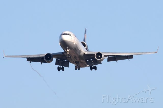 Boeing MD-11 (D-ALCK)