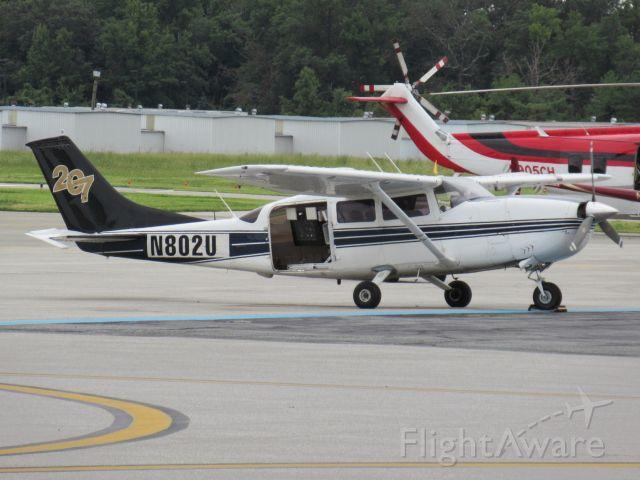 Cessna T207 Turbo Stationair 8 (N802U)