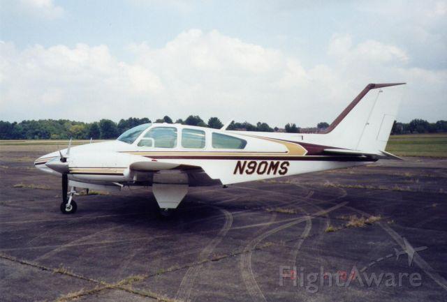 Beechcraft 55 Baron (N90MS) - Baron