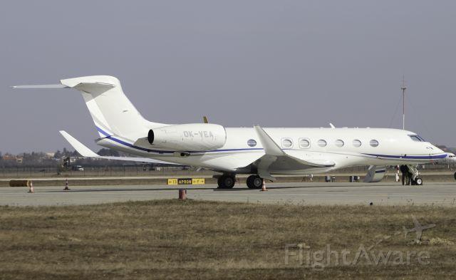 Gulfstream Aerospace Gulfstream G650 (OK-VEA)