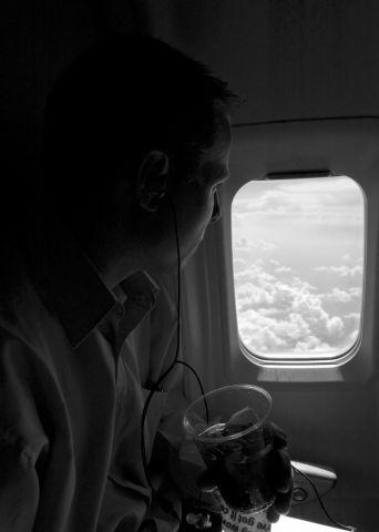 — — - first flight