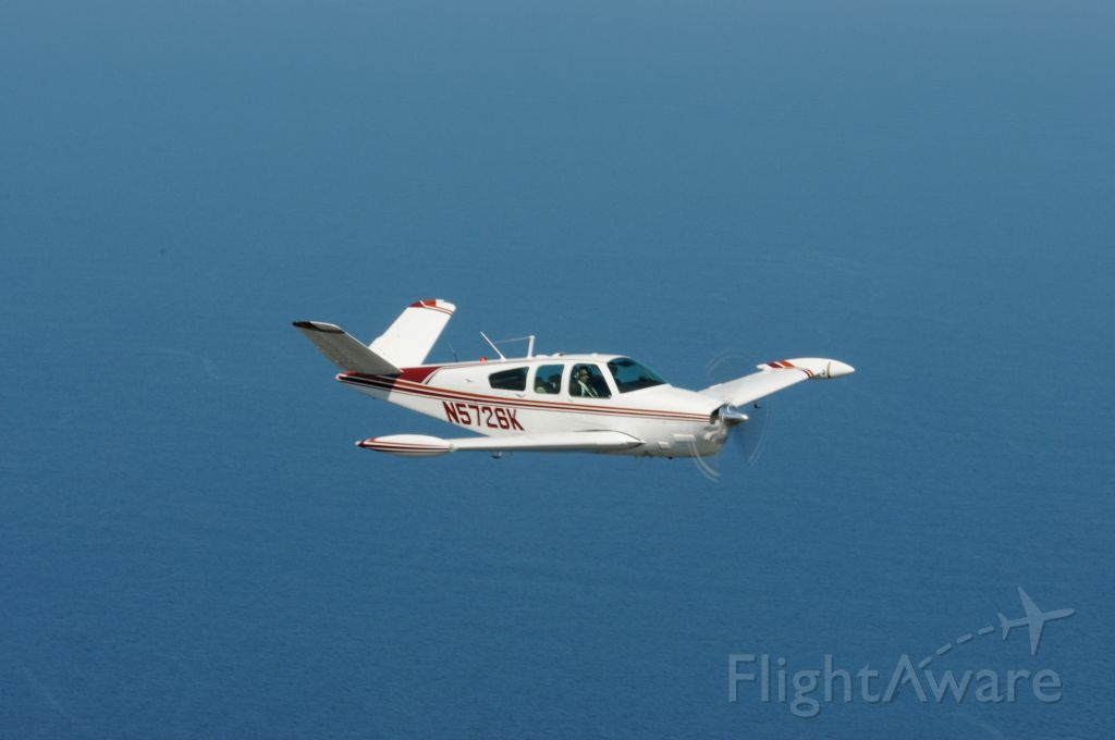 Beechcraft 35 Bonanza (N5726K) - Photograph by Greg Wright of Kings Mill Photography