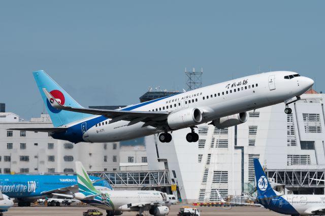 Boeing 737-800 (B-1171)