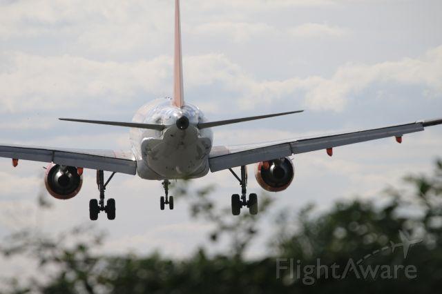 Airbus A320 — - JOHN LENNON AIRPORT