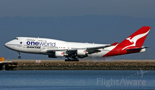 Boeing 747-400 (VH-OEF)