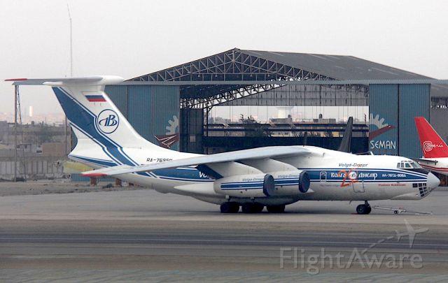 Ilyushin Il-76 (RA-76950) - Photo: 24.10.2013