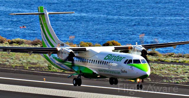 ATR ATR-72 (EC-MMM)