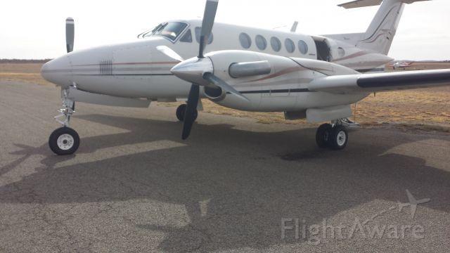 Beechcraft Super King Air 200 (VH-ITH)