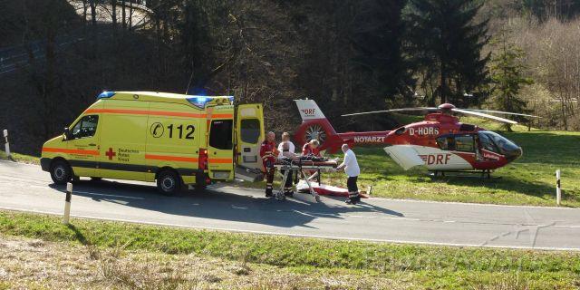 Eurocopter EC-635 (D-HDRS) - Einsatz 29.10.15 -mission, Quelle:DRF