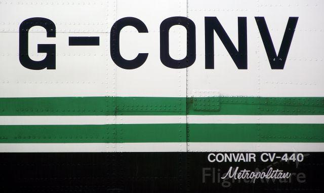 G-CONV — - Private