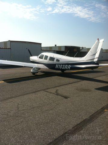 Piper Saratoga (N103RR)