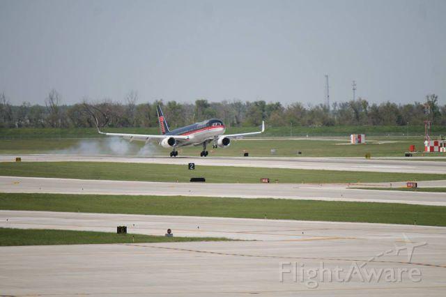 Boeing 757-200 (N757AF) - Donald Trump