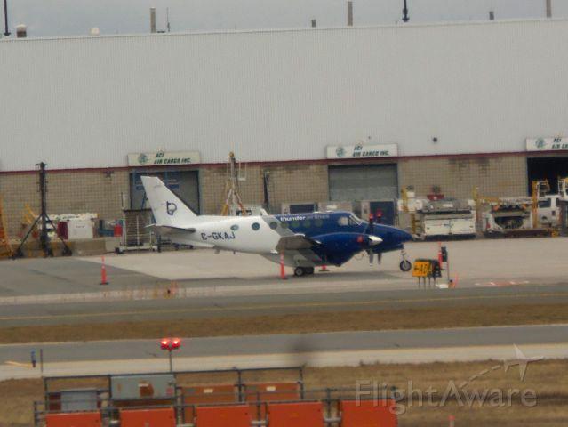 Beechcraft King Air 100 (C-GKAJ)