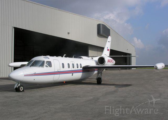 IAI 1124 Westwind (N424CS) - Westwind I