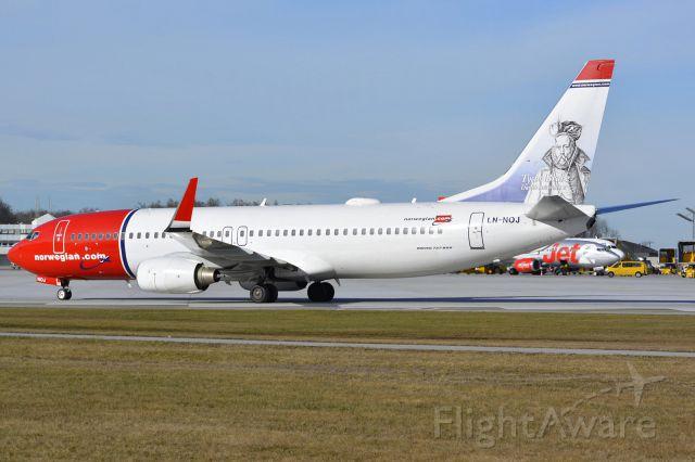 Boeing 737-800 (LN-NOJ)