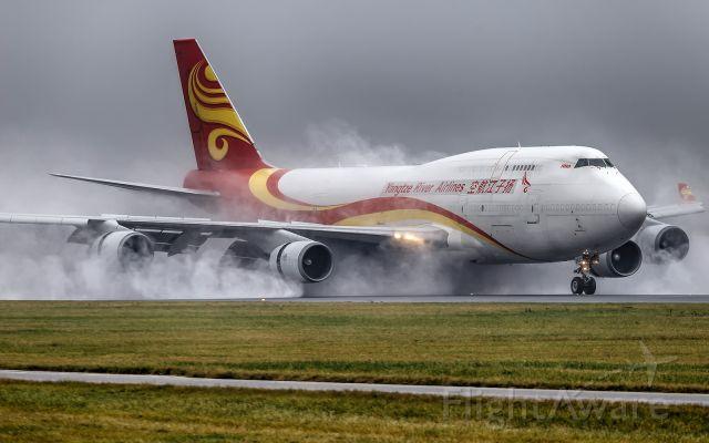 Boeing 747-400 (B-2432) - Boeing 747-400
