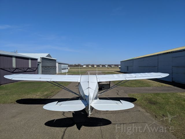 Piper PA-22 Tri-Pacer (N8492D)