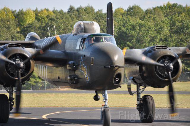 North American TB-25 Mitchell (N5548N) - North American B-25-H