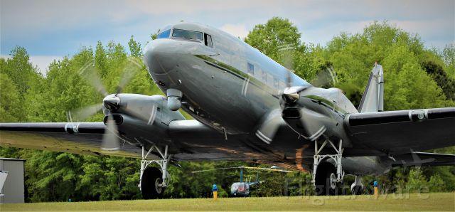 Douglas DC-3 (N272ZZ) - Turbine powered DC-3
