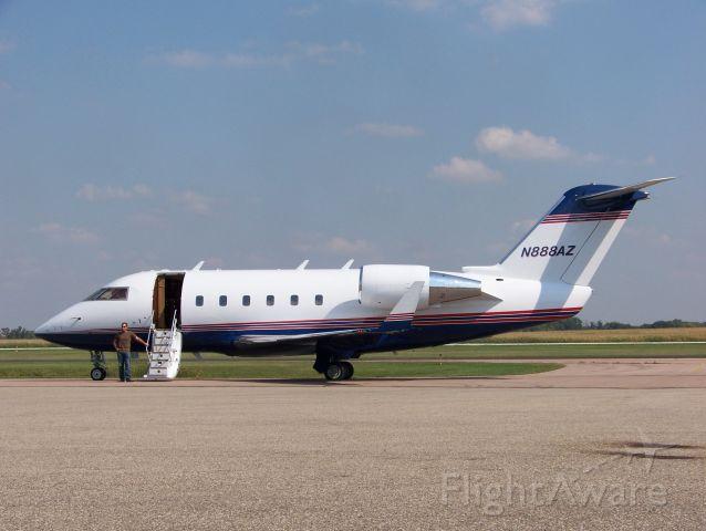 Canadair Challenger (N888AZ) - Challenger 601 Serial # 3024