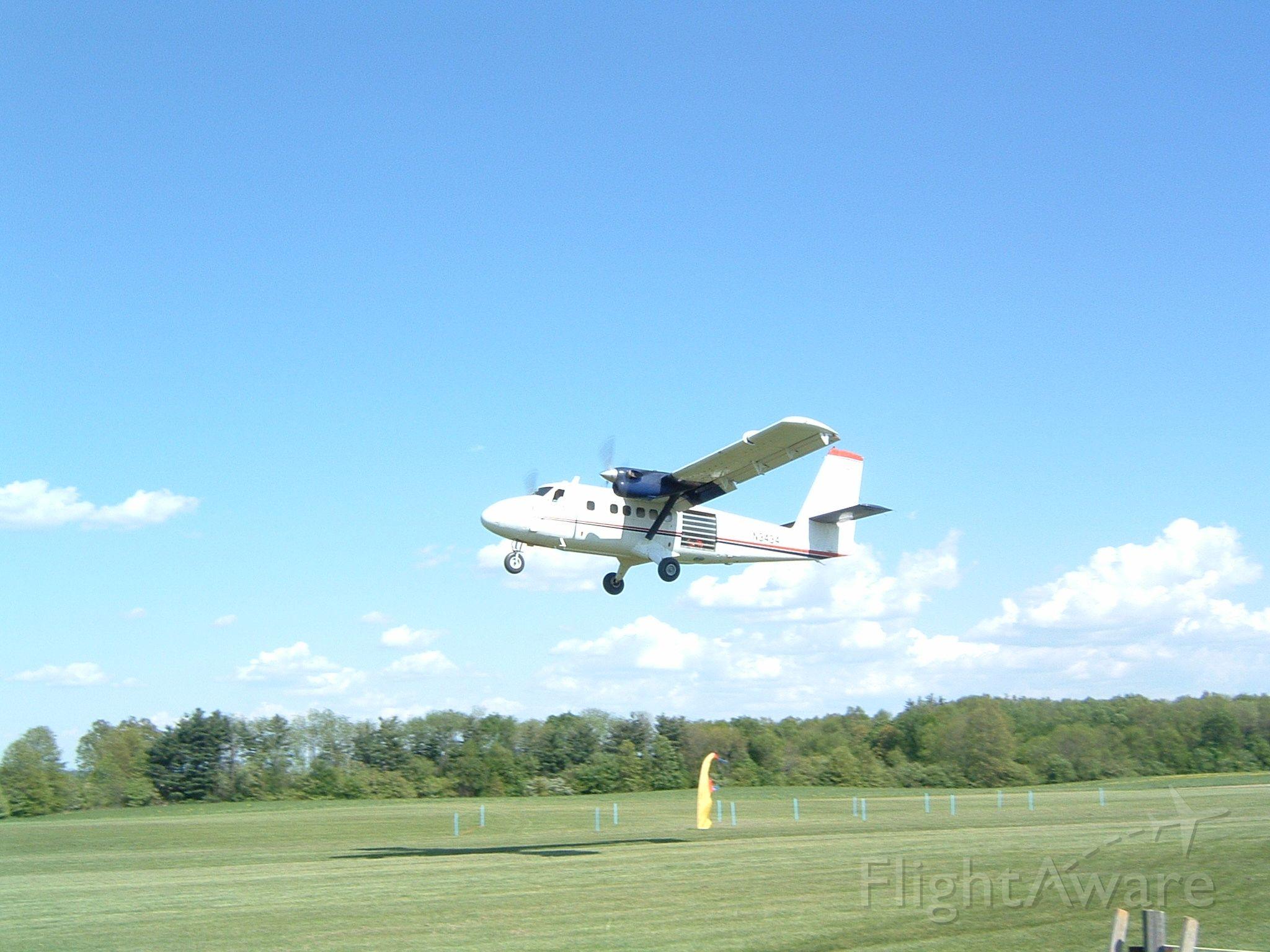 De Havilland Canada Twin Otter (N3434) - May 21, 2005