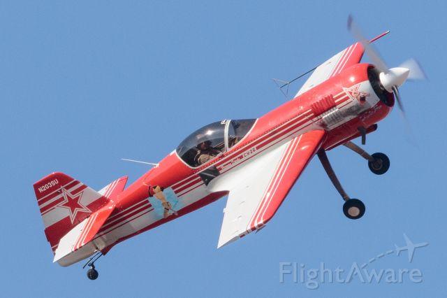 N203SU — - Acrobatics competition October 19, 2019